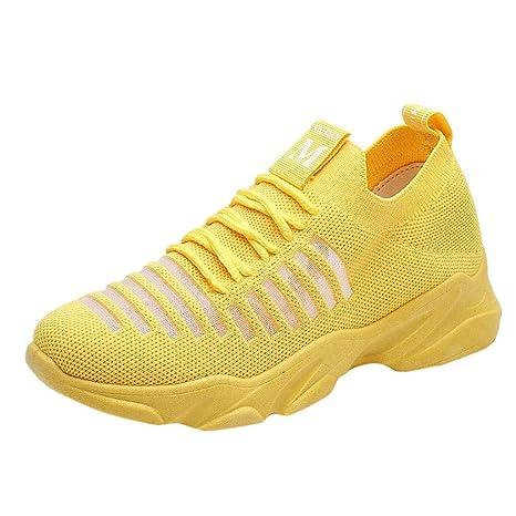 a0d5b6d534b5b Amazon.com: Peigen Womens Walking Tennis Shoes Slip On Light Weight ...