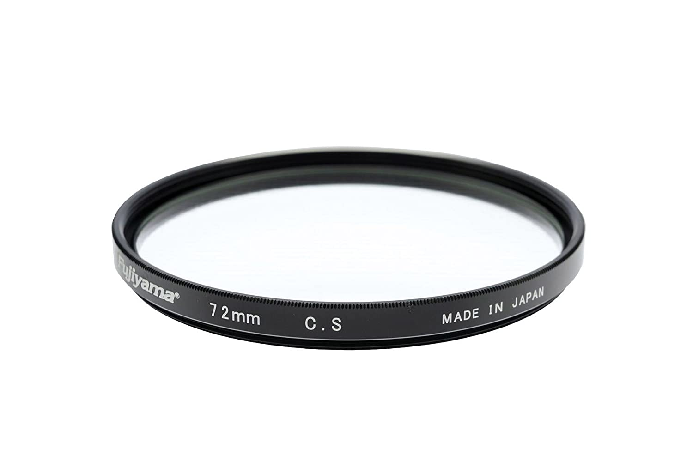 Fujiyama Black 46mm Circular Polarizing Filter for Olympus M.Zuiko Digital 17mm 1:1.8 Made in Japan