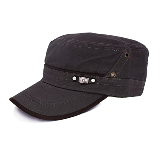 22f00988f1f WITERY Cotton Unisex Baseball Cap Golf Hat Legacy Adjustable Hats Classic  Cap Army Green