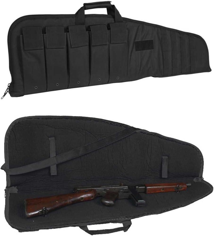 Mil-Tec Rifle Case con días Correa