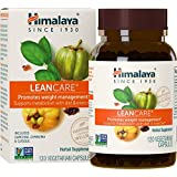 Himalaya LeanCare with Garcinia Cambogia for Weight Management, 600 mg, 1 Month Supply, 120 Caplets