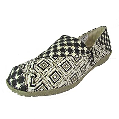 a7334be213b Crocs Womens Angeline Graphic Loafer Slip On Shoes