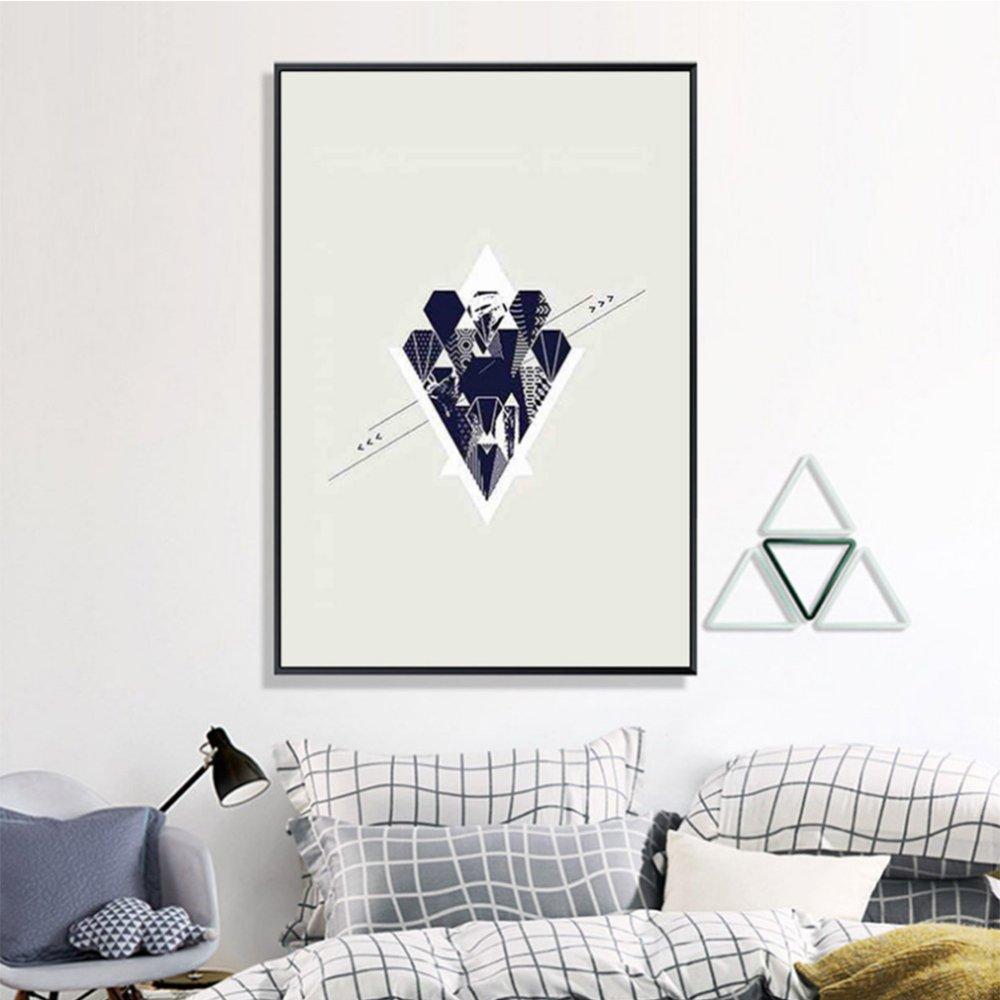 QIANDD QIANDD QIANDD Kreuzstich Diamant Stickerei Quadrat Dekoration,30*50cm 8c1d09