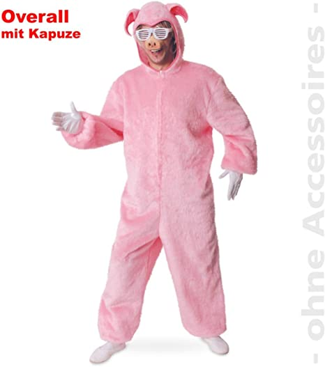 Disfraz de mono de peluche en forma de
