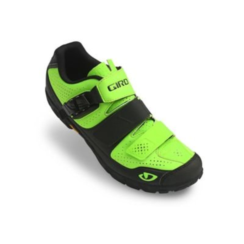 Giro Terraduro シューズ& Eチップグローブセット B01MAXV40L 41.5|ライム/ブラック ライム/ブラック 41.5