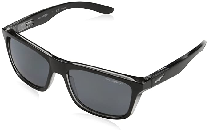 a788c7fd0c4 Image Unavailable. Image not available for. Color  Arnette Mens Syndrome  Sunglasses ...