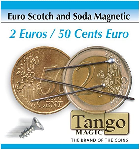 Scotch and Soda 2 Euro and 50 cent Euro (w/DVD) by Tango -Trick (E0077): Amazon.es: Juguetes y juegos