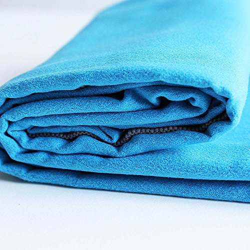 how to get new towels to absorb water