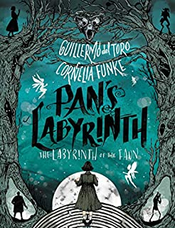 Book Cover: Pan's Labyrinth: The Labyrinth of the Faun