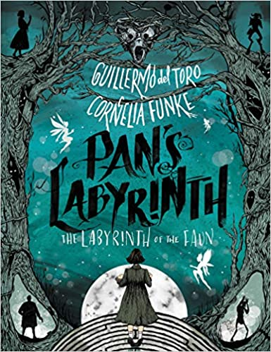 Image result for pan's labyrinth book cover