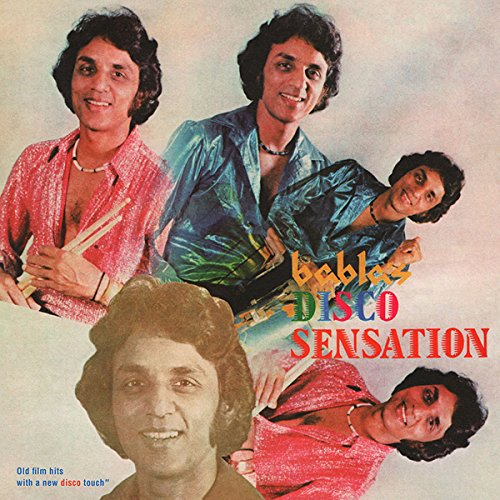 CD : Babla - Babla's Disco Sensation (CD)