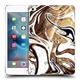 Official Nature Magick Coffee Luxe Gold Marble Metallic Hard Back Case Compatible for iPad Mini 4