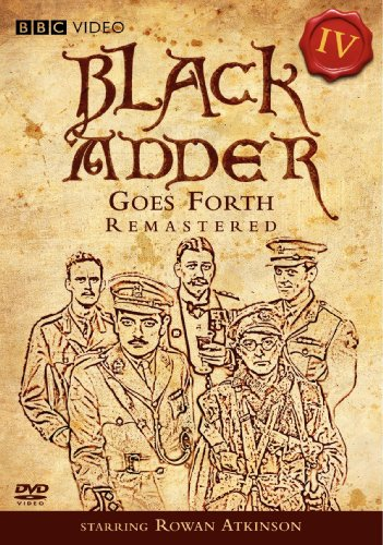 black adder box set - 7