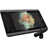 XP-PEN Artist12 11.6 Inch FHD Drawing Monitor Pen Display Graphic Monitor with PN06 Battery-Free Pen Multi-Function Pen Holder and Glove 8192 Pressure Sensitivity - Grafik Tablet