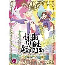 Little Witch Academia T01 (Shônen Kids) (French Edition)
