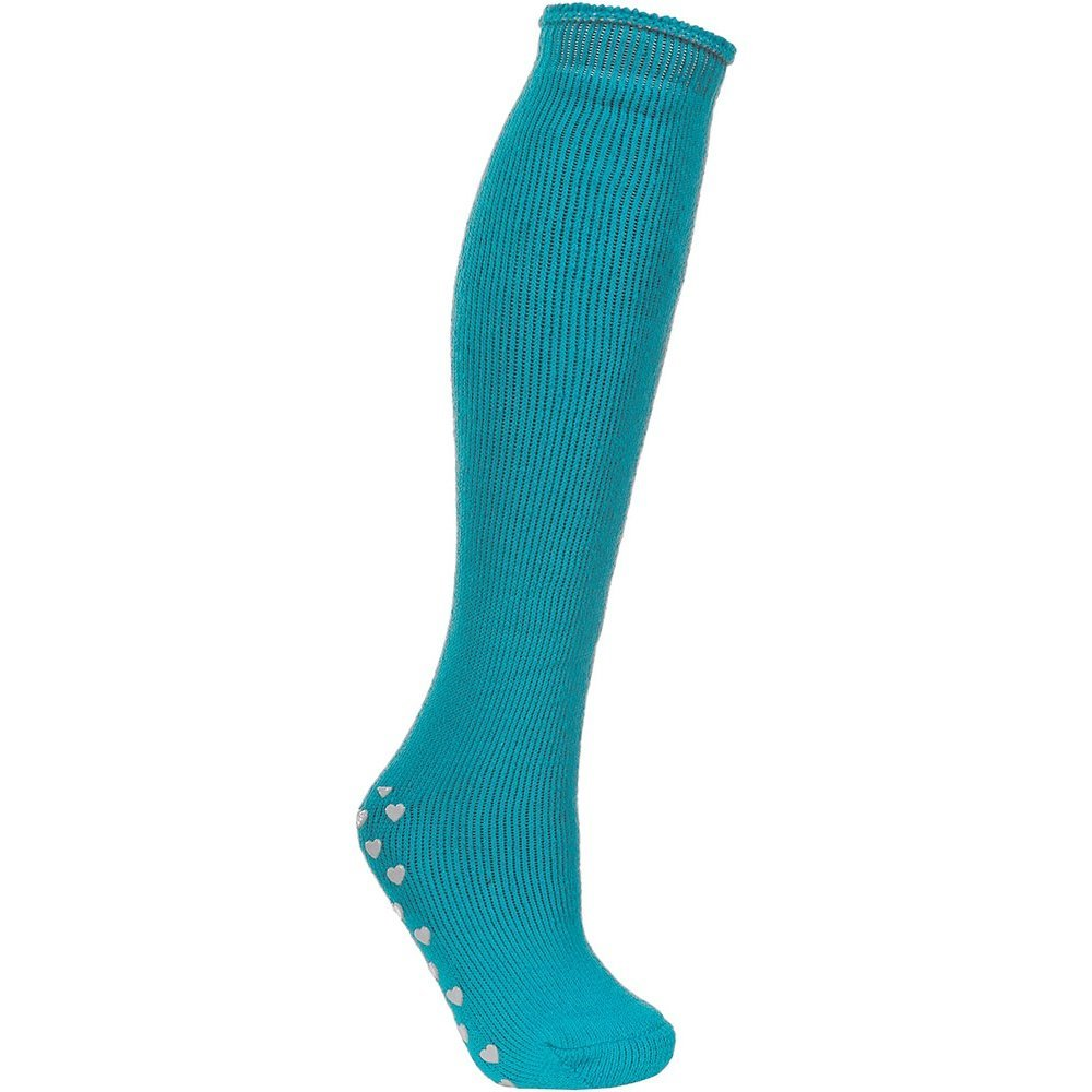 Trespass Ladies Hearts Patterned Ski Socks