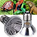E27 Reptile Halogen Spotlights Warm Basking Full S...