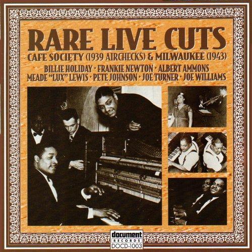 Rare Live Cuts: Cafe Society (...