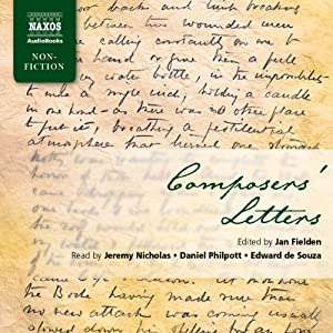 Composers' Letters Audiobook