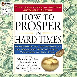 How to Prosper in Hard Times Audiobook