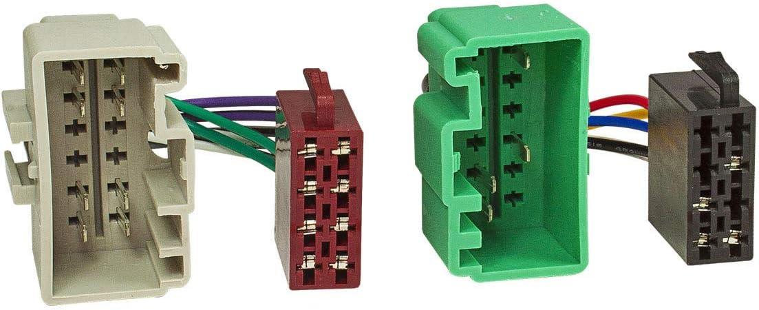 Tomzz Audio 7056 001 Radio Adapter Kabel Passend Für Elektronik