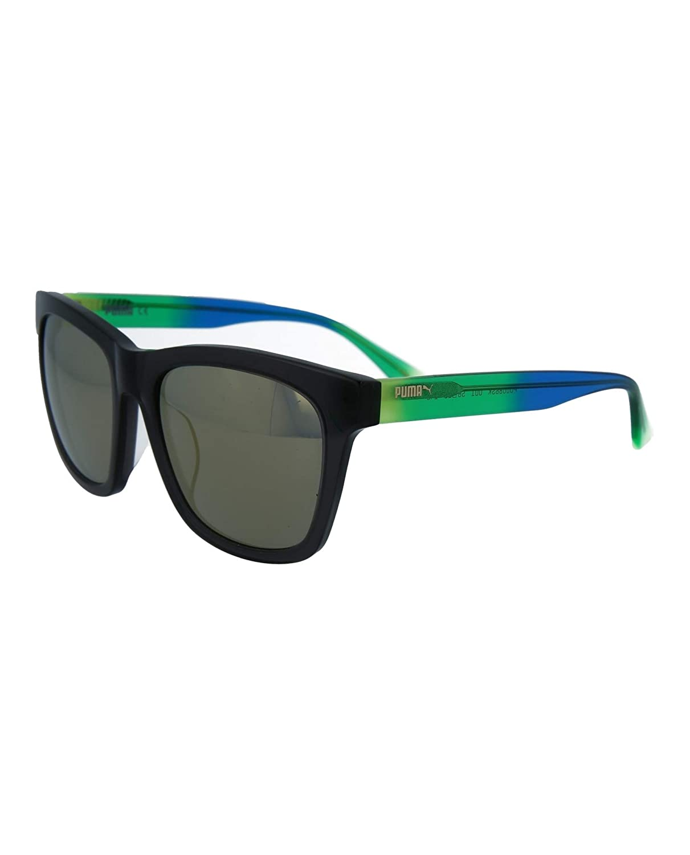 Amazon.com: Puma PU0086SK-30000766-001 - Gafas de sol ...