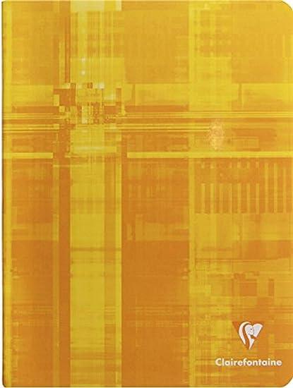 Clairefontaine 3999C - Lote de 25 Cuadernos grapados ...