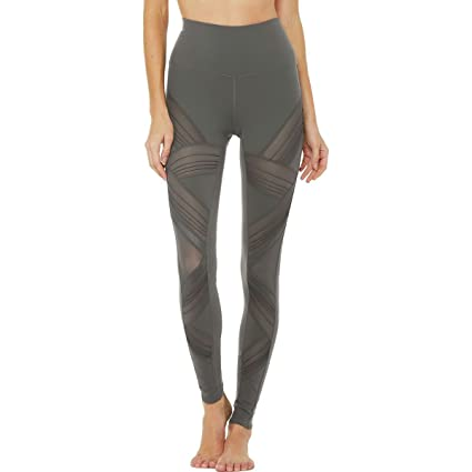 7a687c34be Image Unavailable. Image not available for. Color: Alo Yoga Ultimate High-Waist  Legging - Women's ...
