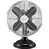 Insignia 10 Table Fan Black
