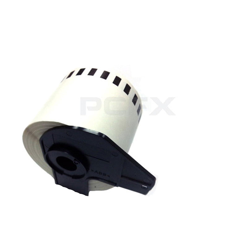 2 ROLLS 62mm CONTINUOUS DK22205 QL500 QL 550 560 570 580 Brother DK-22205 Labels etrader direct