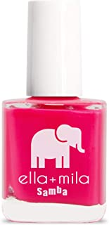 product image for ella+mila Nail Polish, Samba Collection - From Rio XO