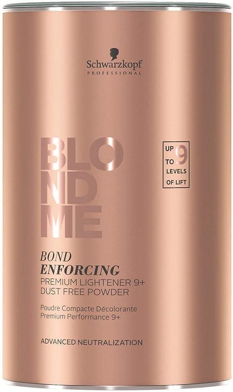 Schwarzkopf BlondMe Bond Enforcing Premium Lightener 9+ ...