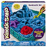Kinetic Sand - Sandcastle Set (Colors Vary)