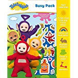 Teletubbies Busy Pack 15 Colour Sheets 1 Stand Up Character