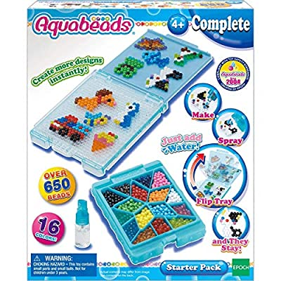 Aquabeads 32778 Creative Play Starter Pack Multi, One Size: Toys & Games