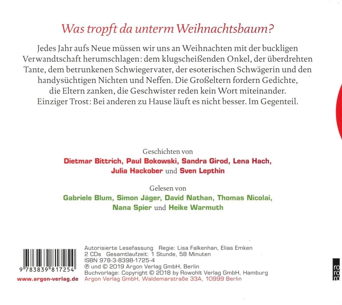 Die Bucklige Verwandtschaft Various 9783839817254 Amazon