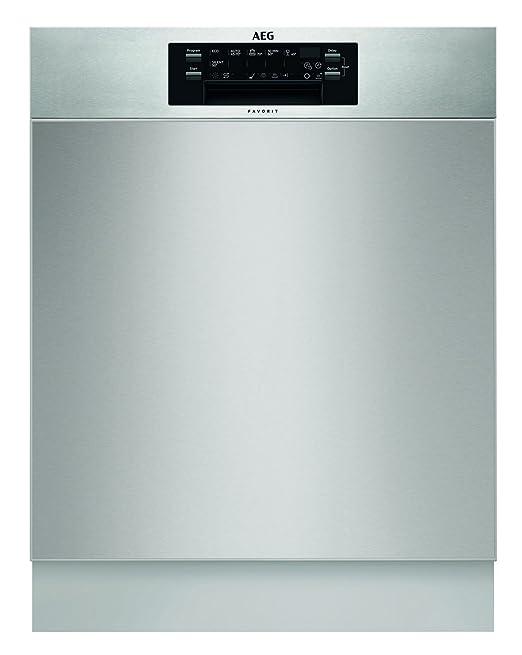 AEG FUE62700PM Semi-incorporado 15cubiertos A++ lavavajilla ...