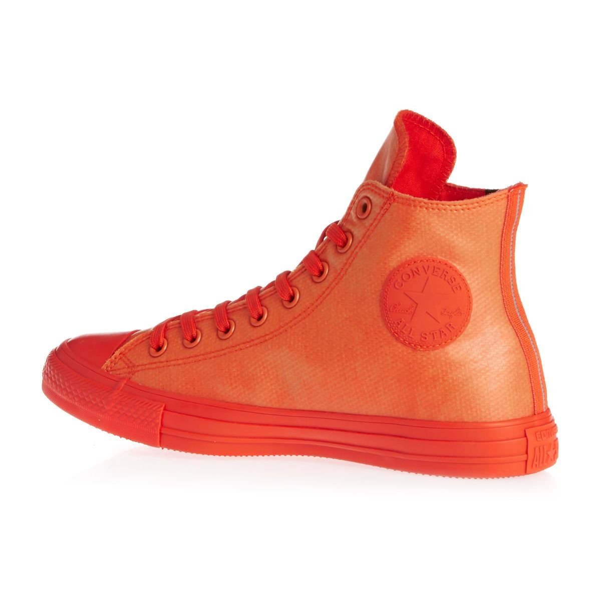 b20f044c9d446b Converse Chuck Taylor 153802C All Star Sneaker Hi  Rubber  Signal red   Amazon.co.uk  Shoes   Bags