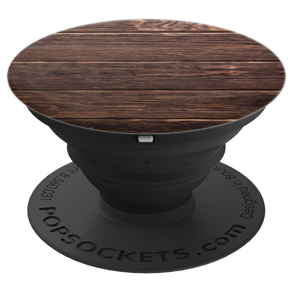 Hardwood - PopSockets Grip and Stand for Phones and Tablets