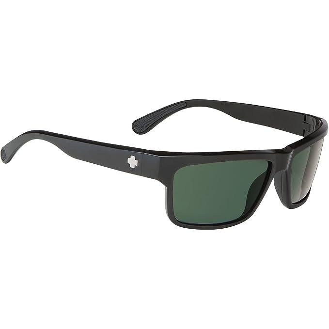Spy - Gafas de sol Wrap Frazier Black para hombre, happy ...