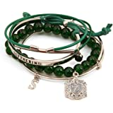 Harry Potter Slytherin Arm Party Bracelet Set