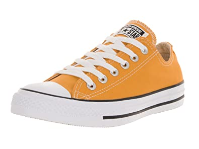 Converse - Chuck Taylor All Star Solar Orange Low top Shoes 22045e872