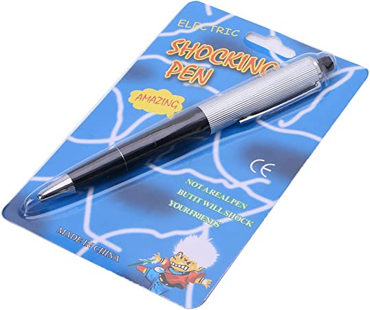 MMRM Safe Electric Shock Pen Prank Trick Toy Party Game