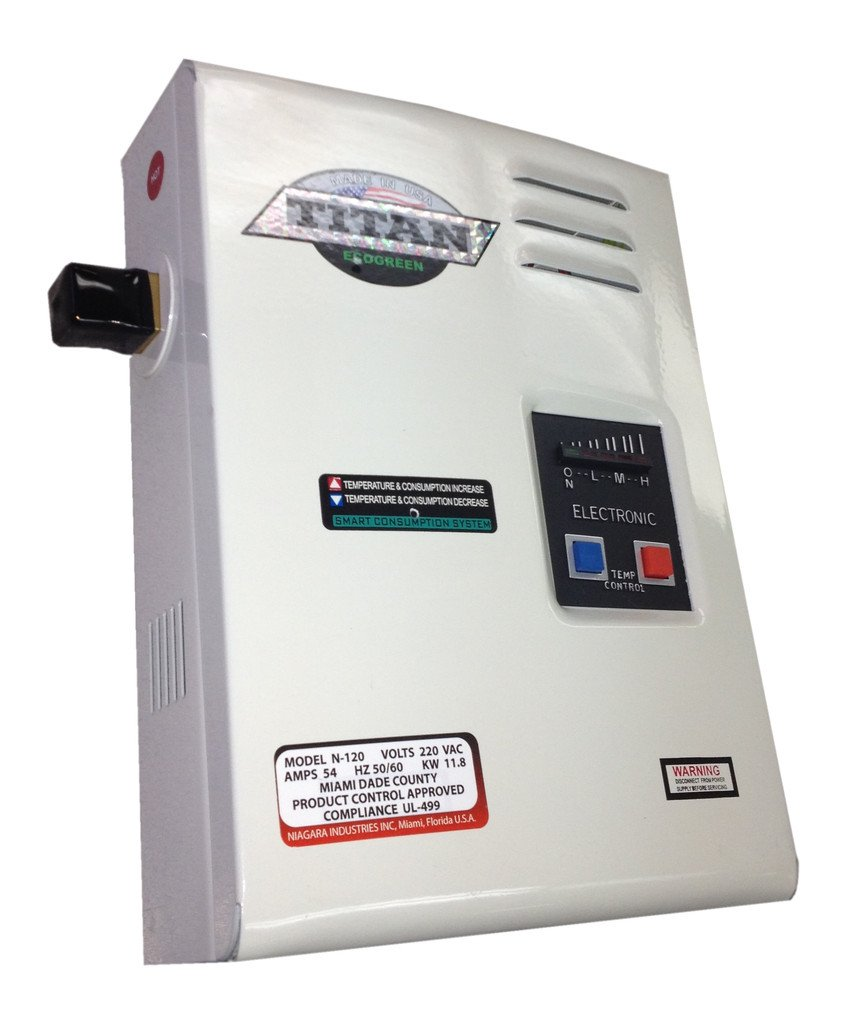 TITAN SCR2 N120 Electric Tankless Water Heater - - Amazon.com