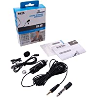 BOYA Lavalier Microphone BY-M1 for Smartphone Canon Nikon Camera Camcorder LF480