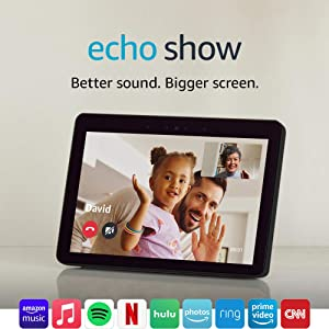 """Echo Show (2nd Gen) 