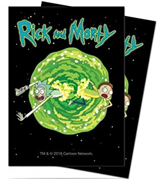 Rick and Morty - UP Bustine Standard (65 Bustine Protettive ...