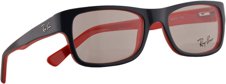 Ray-Ban RB 5268 Gafas 48-17-135 Gris y Rojo con Lentes de Muestra 5180 RX RX5268 RB5268: Amazon.es: Ropa y accesorios