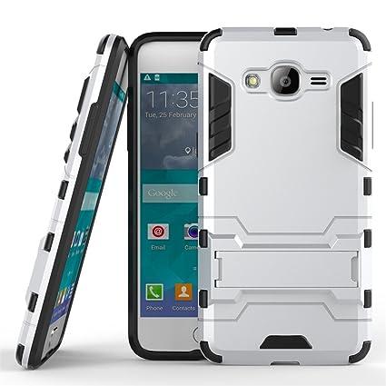 Samsung Galaxy Grand Prime Plus / J2 Prime Funda, SATURCASE ...