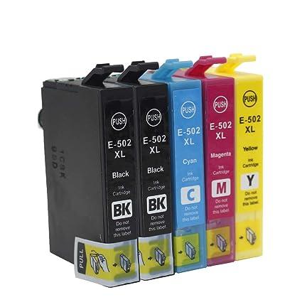 inkway Compatible Epson 29 XL Cartuchos de tinta de gran capacidad ...
